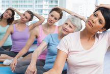 Exercise for sedentary senior