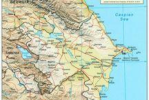 Azerbaijão | Azerbaijan / http://www.megatimes.com.br http://www.klimanaturali.org http://www.geografiatotal.com.br
