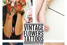 style {tattoos & accessories} / by Brittney Bechthold