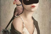 Dark Femme / The Shadow side of the female psyche, and the shadow side of male dominated psychology, mythology and religion.