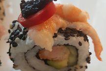Tony Yabar food / food sushi