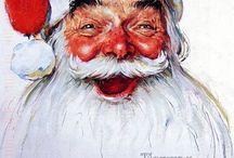 レトロ クリスマス