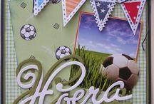 Voetbal kaarten