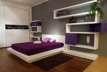 Dormitorios/recámaras
