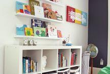 Boys Bedroom Storage