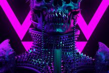 synthwave inspiration
