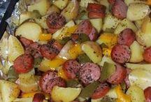 Συνταγές για φαγητά