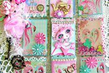 My Besties Pocket Letters by Julie Gleeson