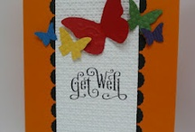 Get Well Cards Stampin' Up
