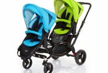 Carros gemelares / ¿Tienes mellizos? ¡Necesitas un carro gemelar! Y en The Baby House tenemos justo los que necesitas.