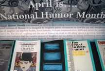 April Affairs / Funny, Unusual, And Weird Events In The Month Of April