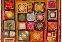 Crochetted Blankets / crochet blankets