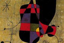 Joan Miro / Obras