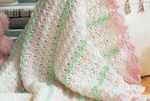 croché mantas