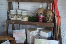 Display Inspiration / A little creative inspiration for Stall Holders! / by Mamma's Market