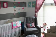 Beautiful nursery room