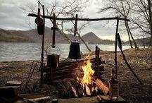 キャンプのアイデア