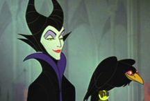 Dark and evil magicians