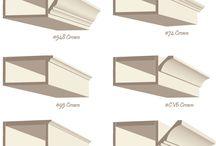 Obklad stropů