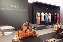 Chloé Edition Anniversaire @ Selfridges / by Chloé