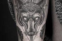 Leitbild / Daniel Meyer / Tattoo by: © Leitbild / Daniel Meyer - Germany. More tattoo artists on www.tattoolook.com