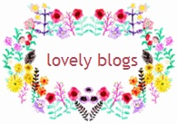 Lovely Blogs and Sites