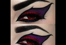 quircky makeup