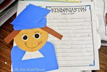 Kindergarten End of the Year...