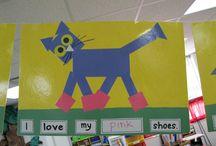 Preschool Art / by Amanda Durbin