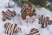 Homemade Gingerbread Treats