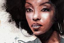 Me......On Canvas / by Kendra Washington
