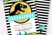 Dinonosaurs Party