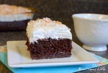 Desserts / by Jennifer Pennington