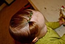 Baby Girl Hair / by Kelly Johnson