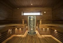 Bathrooms & Sauna
