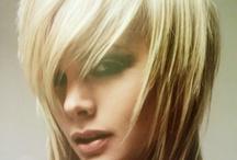 Polodlouhé vlasy