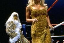 Goldust with Marlena