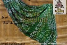 Gaji Silk Saree / WELCOME TO KALABANDHEJ WORLD