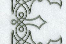 Celtic Knotwork / designs for ceramic shapes