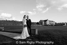 Houghwood Golf Club, Billinge - Sam Rigby Photography - 14 Nov 2014 / Houghwood Golf Club (www.houghwoodgolfclub.co.uk) at the Wedding of Michelle & Simon Cutler - 14th November 2014 - Sam Rigby Photography - Wedding Venue