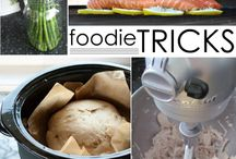 Kitchen Hacks / Tips and tricks you can use in the kitchen.