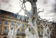 Paris - Architecture, Interior Design, Art, Fashion, Food etc. / Places to discover in Paris - the city of lights...