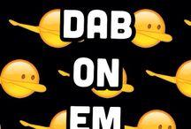 Dab ...