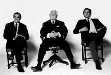 French Actors and Actress / Photos en noir et blanc