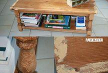 Meubles peints / Relooking meubles
