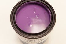 NEW ORLEANS PURPLE / NON-TOXIC | NO VOC'S | NO SOLVENTS… NATURAL CHALK + CLAY PAINT FOR FURNITURE AND HOME DECOR #cececaldwellspaints #diy #chalkandclaypaint  / by CeCe Caldwell