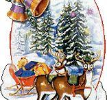 Karácsonyi kéoeslap