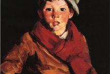 Artist Robert Henri