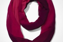 Scarves / My newest fashion obsession: pretty scarves. / by Amber Smith