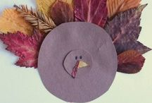 Give Thanks & Grub / Ideas, crafts, and decorations for Thanksgiving
